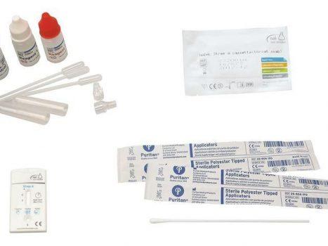 TDR angine virale ou bactérienne